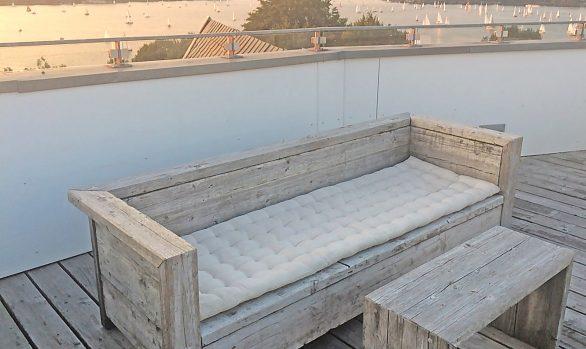 retro sideboard aus bauholz jansson mashup design hamburg. Black Bedroom Furniture Sets. Home Design Ideas